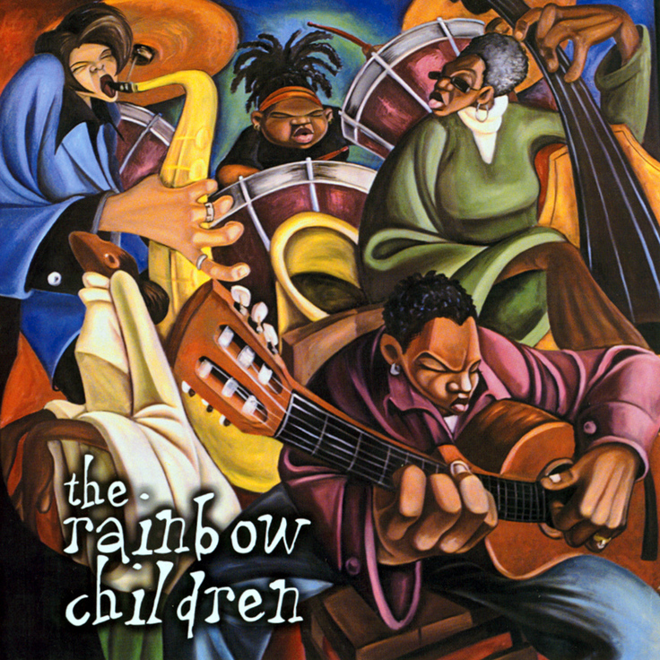 Prince Official Discography: The Rainbow Children - Prince ...